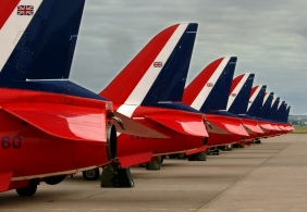 The Royal Air Force - Red Arrows