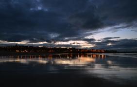 low light engagement - Moray Firth - Scotland