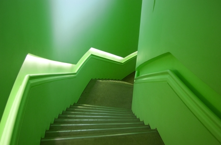 Green Descent