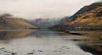 Muted Loch Duich