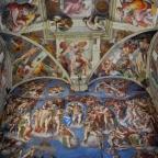 Sistine Chapel Interior – Rome