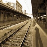 Metro - Napoli (a selfie)