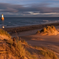 Rattray Lighthouse - Aberdeenshire