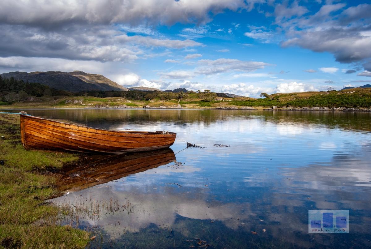 Arisaig Row Boat