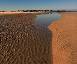 Lossiemouth Landscape by iPhone 5S