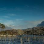 Suliven from Loch Druim Suardalain