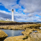 Scottish Lighthouse Series – Scurdie Ness