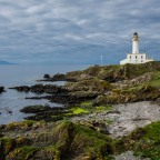 Scottish Lighthouse Series – Turnberry On the Rocks
