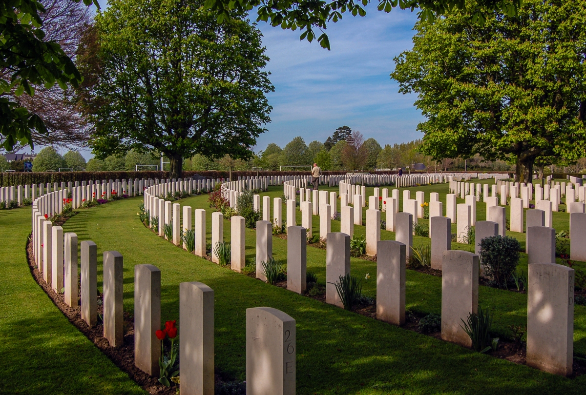 Normandy Graves