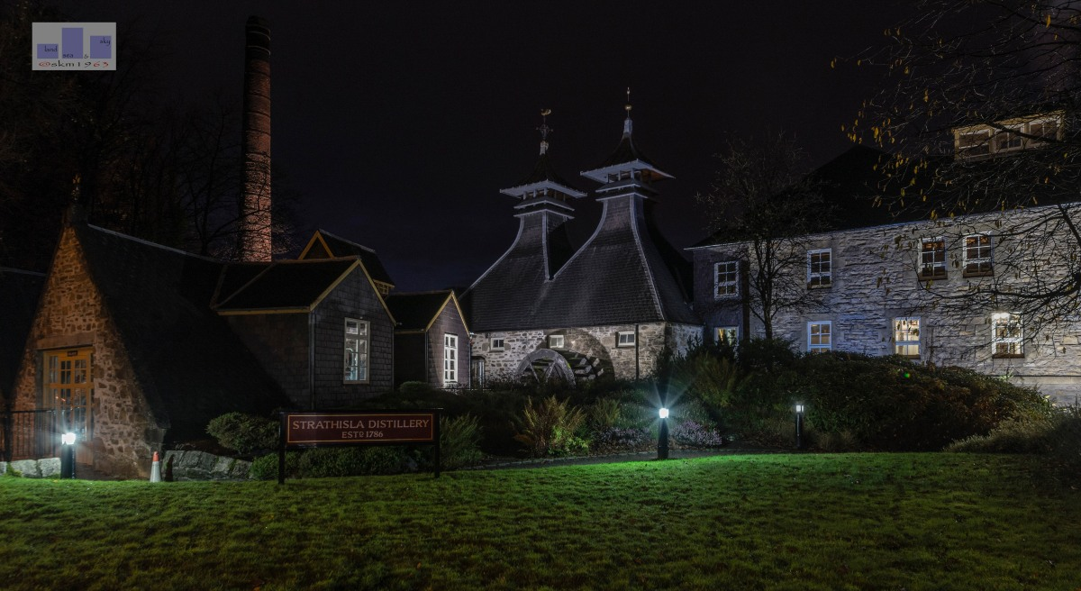 After Dark Strathisla Distillery