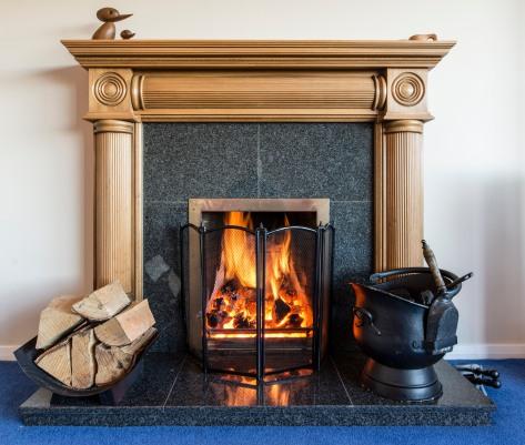 Fireplace Detail (2)