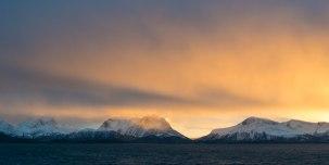Low Polar Sun