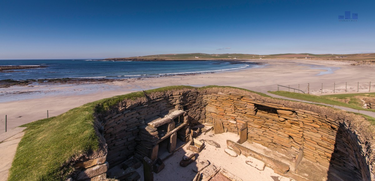 Skara Brae a Honeymoon View