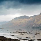 Loch Duich Low Cloud