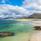 Seilabost and Luskentyre