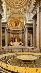 Pantheon Clock