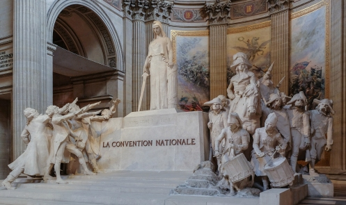 Pantheon La Convention Nationale