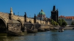 Prague – Charles Bridge