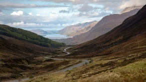 Classic Loch Maree Viewpoint