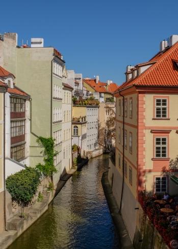 Prague Canal