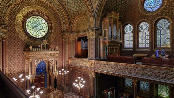 Spanish Synagogue 7