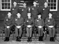 AATC Course RAF Shawbury 1983
