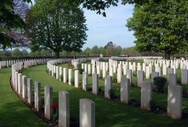 Normandy War Graves