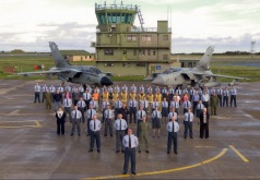 RAF Lossiemouth Operations Wing 2009