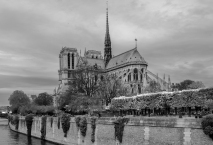 Notre Dame Infrared