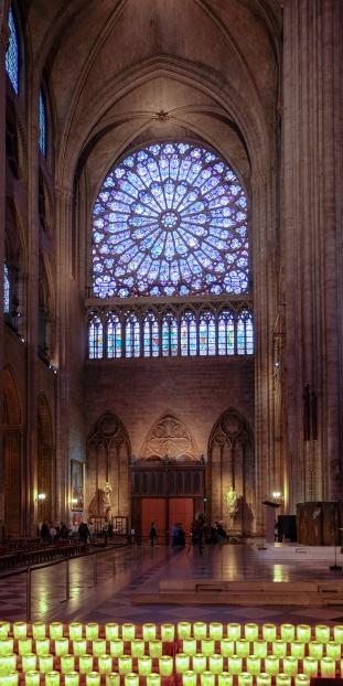 Notre Dame Interior 3