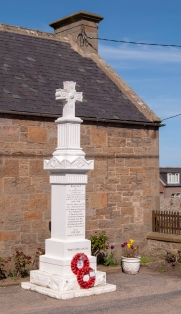 Cummingston War Memorial
