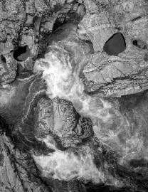 River Findhorn Face