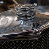 Antique Car Abstract