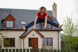 The Trampolinist