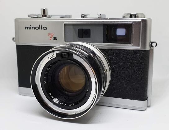 Minolta 7s 1977