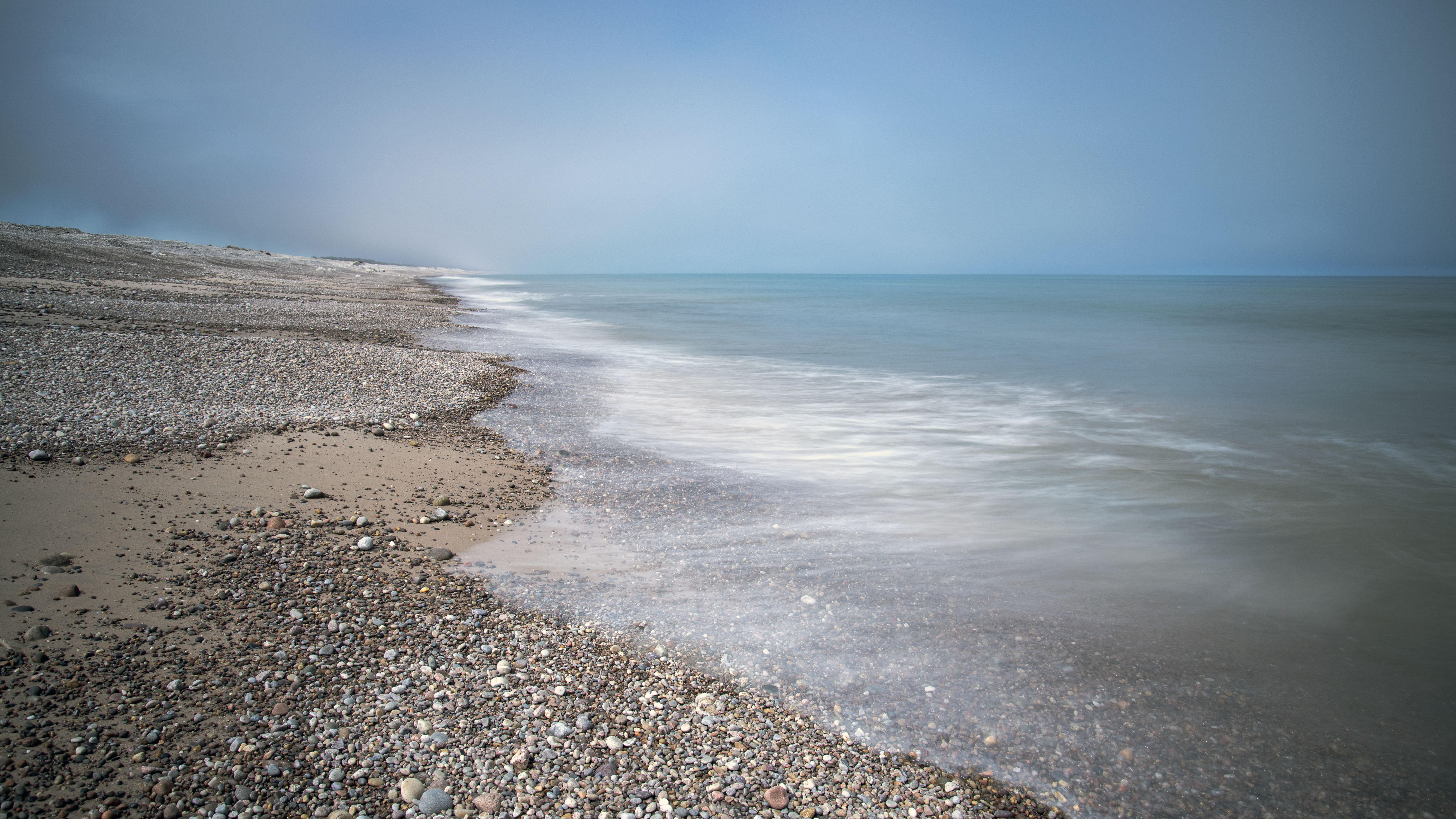 Spey Bay Receding Tide s