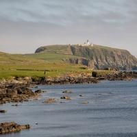 Three Shetland Lighthouses